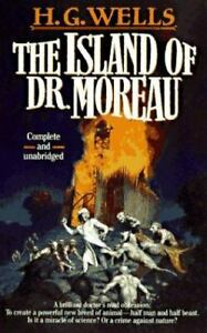The Island of Dr. Moreau Tor Classics by Wells H. G.