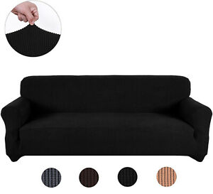 1 2 3 4 Seater Spandex Stretch Sofa Cover Elastic Couch Slipcover for 8 colors