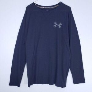 Under Armor Cold Gear Loose Fit Logo Thermal Shirt $20.00