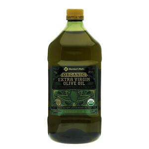 Members Mark Organic Extra Virgin Olive Oil 2 L FREE SHIPPING