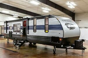 New 2021 Forest River Cherokee 274RK Rear Kitchen Travel Trailer for Sale $25299.00
