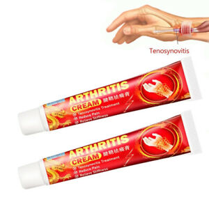Arthritis Ointment For Hand Wrist Finger Pain Relief Therapy Tenosynovi OR C $4.09