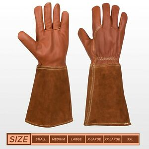 Welding Gloves Made With Kevlar Lining in The Hand $20.99
