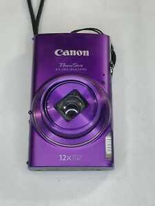 PowerShot ELPH 360 HS For parts not working $59.99