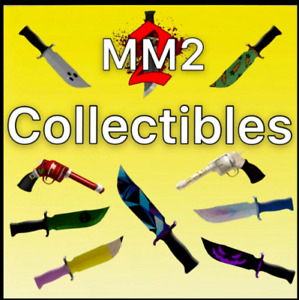 MM2 Roblox ALL RARE COLLECTIBLES FAST AND CHEAP Read Desc