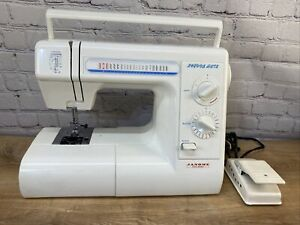 janome sewing machines schoolmate S 3015 Tested Working $139.00
