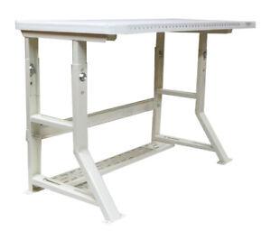 Blank Sewing Machine TableInd Strength Adjustable Height Fits ANY Sewing mach. $199.99