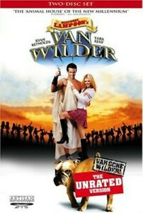National Lampoons Van Wilder Unrated Two Disc Edition DVD Very Good Er $4.99