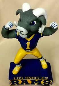 Los Angeles Rams Official Mascot quot;Rampagequot; Statue $32.95