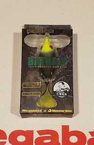 WOW Megabass BATRA X Topwater Frog Lure quot;CHART HEADquot; Color FREE SHIPPING