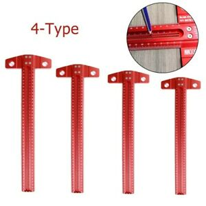 T Ruler Marking T Ruler Measuring Tool Precision Durable New Practical C $59.82