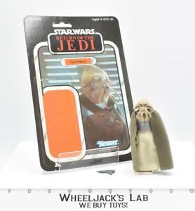 Squid Head 100% Complete 65 Back ROTJ Star Wars Kenner 1983 NO REPRO