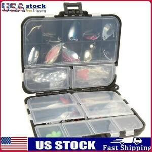 37pcs Metal Spoon Fishing Lure Kits Spinning with Box Tackle