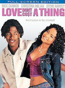 Love Dont Cost a Thing DVD 2004 Full Screen $3.26