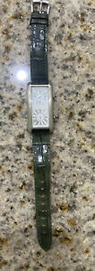 Fossil Wrist Watch for Women Rectangle ES 8733 $50.00