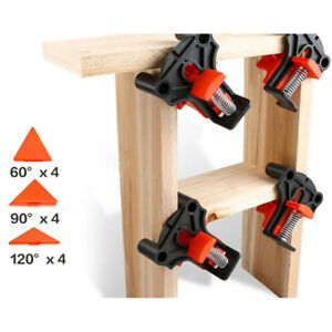 Woodworking Right Angle Clip Fastening Clip Frame Corner Clip Positioning Tool C $14.42
