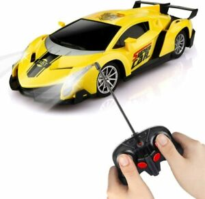 1:18 Remote Control Car 2.4GHz High Speed RC Cars Offroad Hobby RC Racing US $14.59