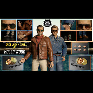 DJCUSTOM NO 16005 1 6 Hollywood Time Double Sets Collectible Action Figure Toy $269.99