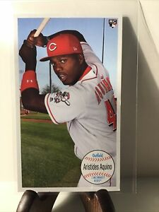 2020 Topps Archives Box Topper Aristides Aquino Reds Rookie Card Insert $8.00