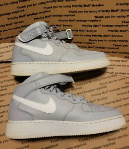 Nike Air Force 1 Mid #x27;07 Mens Sneakers Shoes Size 10.5 SHIPS FAST $25.00