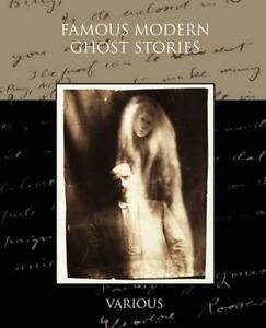 Famous Modern Ghost Stories English Paperback Book Free Shipping $31.75