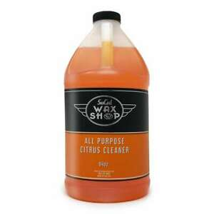 CITRUS CLEANER SoCal Wax Shop Car Care Products Grime Grease 64 oz 70664