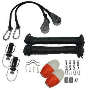 Taco Premium Rigging Kit - Boat OutfittingOutriggersSporting GoodsFishing