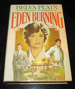 Hardcover Romance Novel Book by Belva Plain