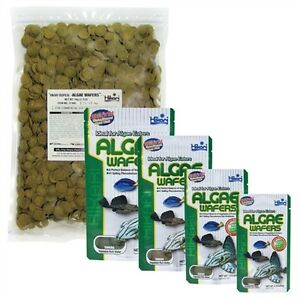 Hikari Algae Wafers Sinking .70oz to 2.2  QUANTITY PRICING on 3 Pack or More! $
