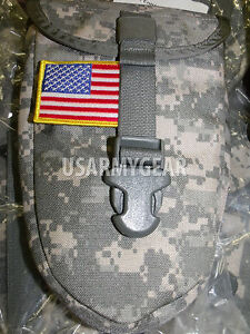 NEW Made in USA Military Issue Army Shovel Hand Entrenching E Tool  Carrier GI