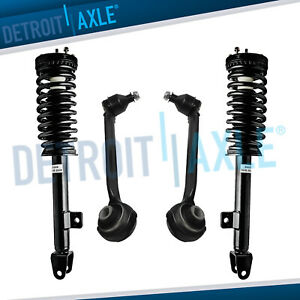 2005 - 2010 Dodge Charger Front Lower Control Arm Front Strut & Coil Spring RWD
