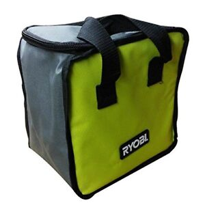 RYOBI TOOL BAG / CASE FOR 18 VOLT DRILL, IMPACT, BATTERY & CHARGER (10X10X6)
