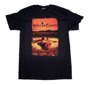 ALICE IN CHAINS T Shirt Dirt Album Layne Staley Jerry Cantrell New S 3XL