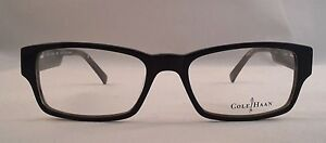 Designer Cole Haan Eyeglasses Discount Glasses Black Frames Lenses Frame
