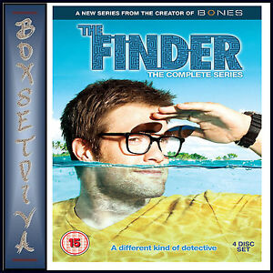 THE FINDER THE COMPLETE SERIES *BRAND NEW DVD BOXSET*** AU $55.95