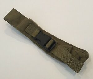 EAGLE INDUSTRIES SFLCS ALLIED POP FLARE POUCH KHAKI TAN MJK SEAL BLACK BUCKLE