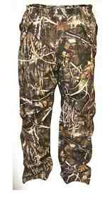Drake Youth Pant MST Fleece Lined Waterproof Hunting Size 16 Max 4 DW303