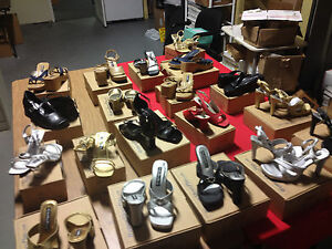 2700 pairs Brand New Women Dress Shoes and boots less than $3 Each pair !
