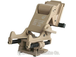 Night Vision Goggles Mount for OPS-CORE Helmet Airsoft Tactical NVG TAN 3283