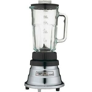 NEW! Heavy Duty Waring Professional Bar Blender 500W Bullet Motor Made in USA