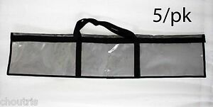 LOT OF 5 CUSTOM OFFSHORE TACKLE Spreader Bar Bag 37