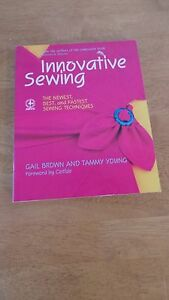 quot;Innovative Sewingquot; Sewing Techniques Gail Brown amp; Tammy Young $7.00