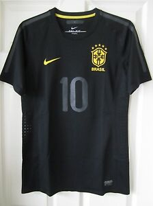 Nike NSW Limited Edition Brasil Soccer Jersey Football Shirt Rare Neymar Ronaldo