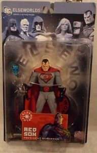 dc direct elseworlds red son president