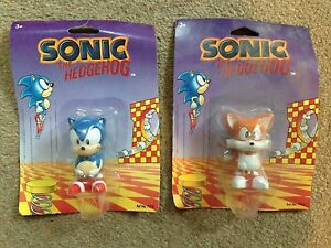 sonic the hedgehog tails jogger new sealed 1992