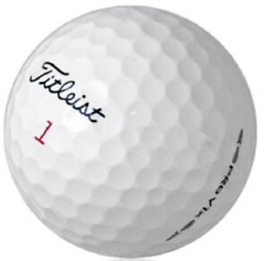 120 Titleist Pro V1x 2016 Mint AAAAA Recycled Used Golf Balls #1 Ball In Golf !