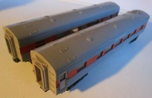 playcraft jouef pair of continental coaches