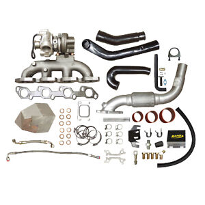 DTS Turbo System 3.0LT Includes Rapid Chip FOR TOYOTA Hilux 5LE (500E DTS)