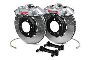 Brembo GT BBK 8pot Front for 1997-03 5-Series E39 and 2000-03 M5 E39 1G3.9012A3
