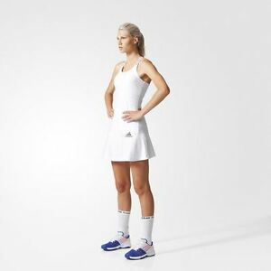 NWT Womens Adidas AP All Premium Tennis Athletic Dress and Shorts Outfit
